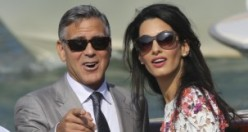 George Clooney ile Amal Alameddin evlendi