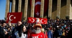 Gazi Mustafa Kemal Atatürk'ü Ebediyete İntikalinin 81. Yılı Anma Etkinlikleri