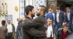 Londra'da Ramazan Bayramı Namazı