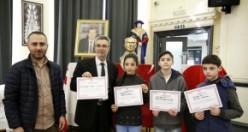 İngiltere Türk Okulları Ali Rıza Değirmencioğlu 24. Bilgi Yarışması