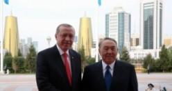 Cumhurbaşkanı Recep Tayyip Erdoğan'ın Kazakistan Ziyareti