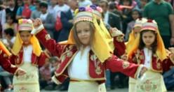 Türkiye Cumhuriyeti'nin 96. Kuruluş Yıldönümü Kutlamaları