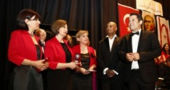 Londra Türk Müziği Korosu 'Dostlarla Şarkılar' Ortak Konseri
