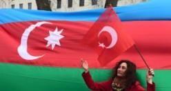 Azerbaycan'a Destek Ermenistan İşgaline Protesto