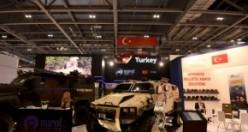 Türkiye, Londra Uluslararası Savunma ve Güvenlik Ekipmanları Fuarı'nda