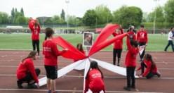 Londra 19 Mayıs Atatürk'ü Anma, Gençlik ve Spor Bayramı Kutlaması