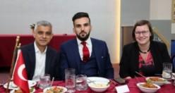 Londra Belediye Başkanı Sadıq Khan Türklerle İftar Yaptı