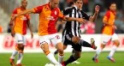 Beşiktaş - Galatasaray derbi
