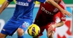 Beşiktaş- Kardemir Karabükspor