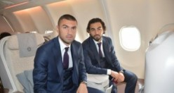 Galatasaray Kafilesi Londra Seyahati