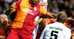 Kopenhag - Galatasaray: 1-0