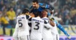 Olympique Marsilya - Fenerbahçe: 0- 1