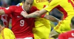 Romanya - Türkiye Milli Maç: 0-2