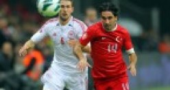 Türkiye - Danimarka Milli Maç