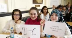 İngiltere Türk Okulları Bilgi Yarışması 2016