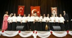 Vatan Kültürel Türk Müziği Korosu, 'Gönülden Nağmeler' Konseri