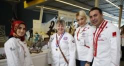Türkiye Aşçı Milli Takımı Londra Ödül Töreni