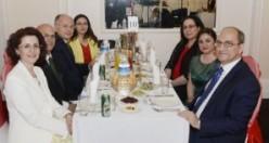 İngiltere Türk Kadınları Yardım Derneği TWPA 40. Yıl Balosu