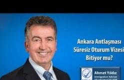 Ankara Anlaşması ile İngiltere'de Süresiz Oturma Vizesi Bitiyor mu?