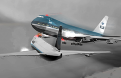 Pilot Uçağı Çarpışmaktan Kılpayı Kurtardı