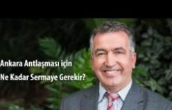 Vize Danışmanı Ahmet Yıldız Ankara Anlaşması'nda Son Durumunu Açıklıyor