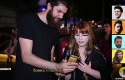 """Yunus Dalgıç İngiliz Kızlara 'Vampir Olsaydınız' Hangi Türk Youtuber'i Isısırdınız"""" Diye Sordu"""