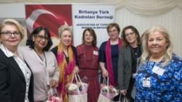 Britanya Türk Kadınları Derneği, 8 Mart Dünya Kadınlar Günü Kutlaması