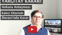 Ankara Anlaşması Kalıcı Oturum Davasında İngiltere Yargıtay Kararı