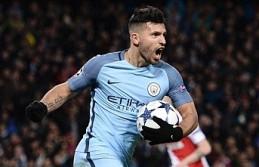 Agüero, 2021'e kadar Manchester City'de
