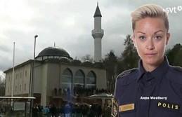 Camiye bomba yerleştirdiler