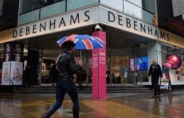 İngiliz devi Debenhams, 50 mağazasını kapatacak
