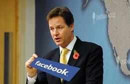 Siyasi Hayatı Biten Başbakan Yardımcısı Facebook'ta Çalışacak