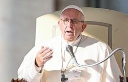 """Papa ile dua etmek için """"tıkla ve dua et"""" platformu"""