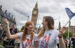 Brexit'i iptal için imza sayısı 1 milyonu geçti