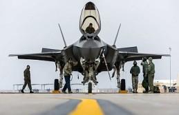 İngiliz F-35'leri Suriye ve Irak'ta göreve çıktı