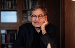 Orhan Pamuk'un simitçiye seslendiği anlar olay...