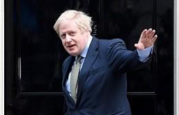 Johnson'ın Seçim Sonrası İlk Konuşması