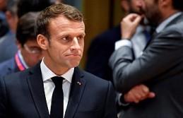 Macron, Brexit anlaşmasının en kısa sürede onaylanmasını istiyor