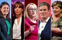 İşçi Partisi Liderliği İçin Beş Aday