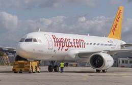 Pegasus Hava Yolları yurt içi seferlerini durdurdu