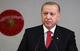 Cumhurbaşkanı Erdoğan'dan ramazan paylaşımı