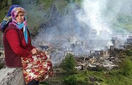 Bir Kıvılcım Bir Köyü Kül Etti!