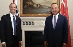 Dışişleri Bakanı Çavuşoğlu İngiltere'de