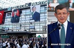 Gelecek Partisi Genel Merkez Binası Düzenlenen Törenle Açıldı