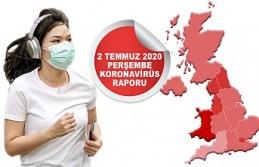 İngiltere'de Koronavirüsten Ölenler 44 Bin Sınırında