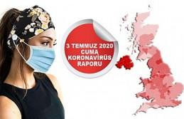İngiltere'de Koronavirüsten Ölenler 44 Bini...