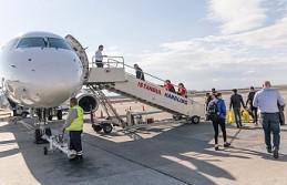 KKTC'de tarifeli uçuşlar, 3 ay aradan sonra başladı
