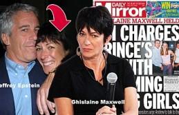 Prens Andrew'in Adını Tacizciye Çıkaran Epstein'in Kız Arkadaşı Tutuklandı
