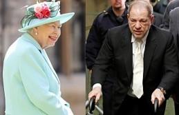 Kraliçe, Harvey Weinstein'a Verdiği Nişanı İptal Etti