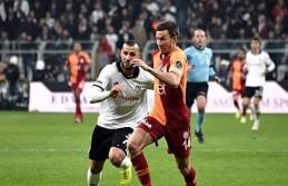 Lider Beşiktaş derbi maçta Galatasaray'ı...